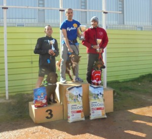 podium masculina absoluta
