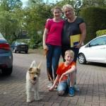 leo adoptado holanda